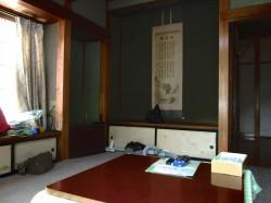 昭和59年に増築した1階和室