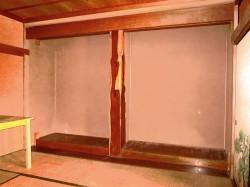 1階 和室 床の間