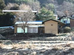 囲炉裏、土蔵付、平屋建の古民家