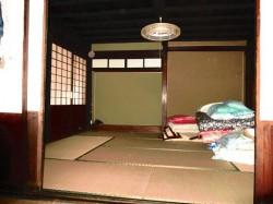床の間付和室