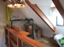 2階 板の間
