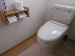 トイレ(簡易水洗)