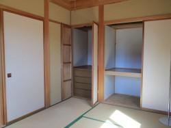 1階 和室 6畳