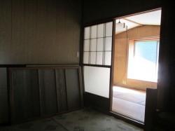 中2階(板間と和室)