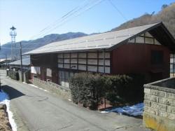 くぐり戸、格子欄間が似合う弁柄塗りの古民家!