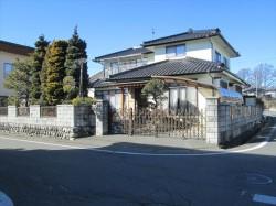 純日本風、檜造りの在来工法、こだわりの家