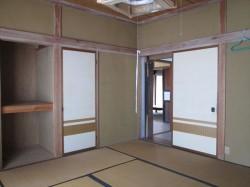 昭和54年に増築した和室