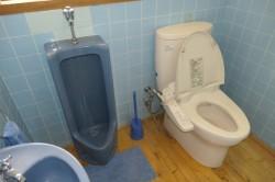 トイレ(水洗)