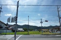 兵庫県篠山市風深