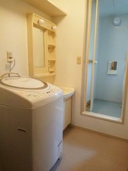 洗濯乾燥機で雨の日も安心