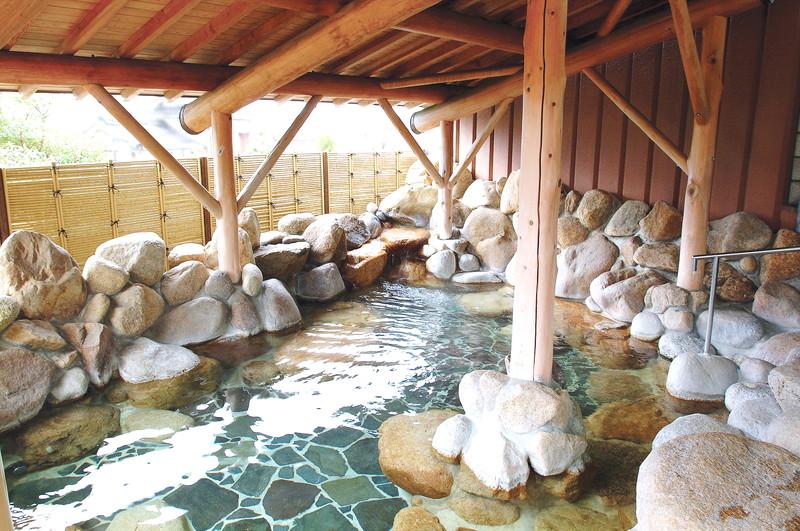 白金の湯 関金温泉