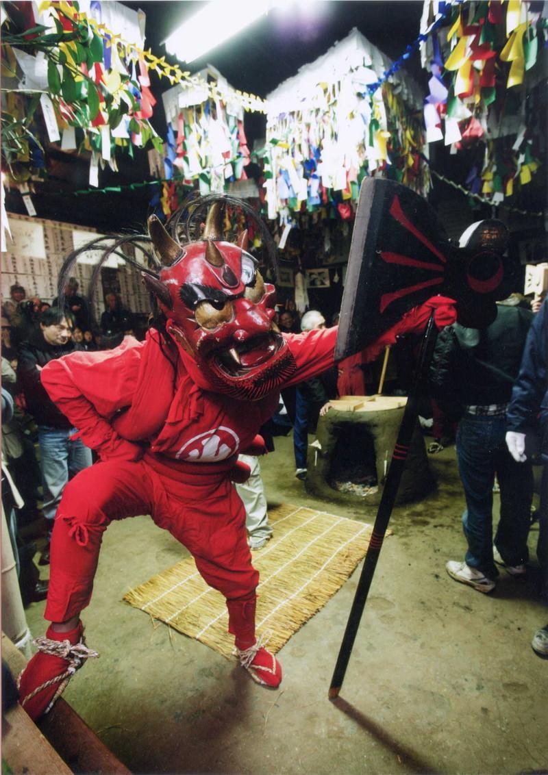 国指定重要文化財 花 祭